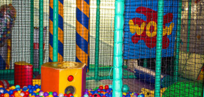 Diddy Middys Play Gym